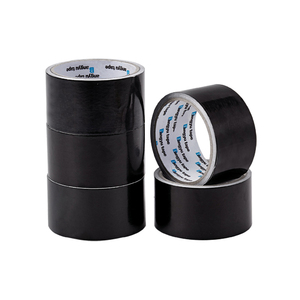 Aluminum foil tape with black color